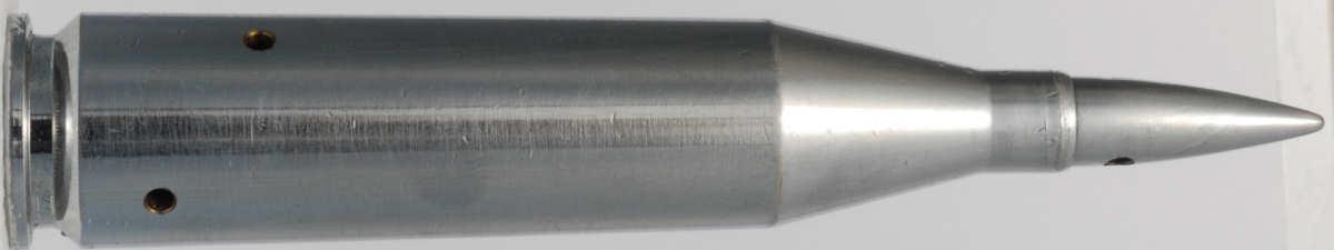 Werkstattpatrone 318 - никелевый шаблон для фабрик